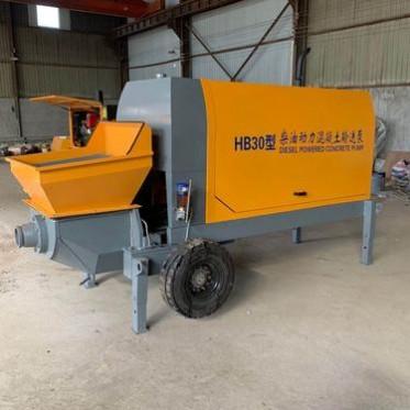 混凝土输送泵车 二次构造泵 大型二次构造柱泵