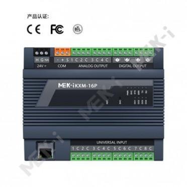 国产楼宇自控  微科易控智能   DDC控制器  KXM-16P
