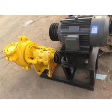 润豪泵业 悬臂式分数渣浆泵细沙回收泵 AH型分数渣浆泵