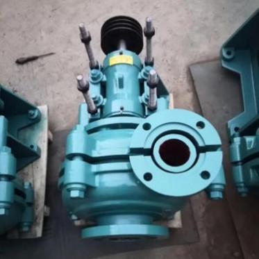 HH型分数渣浆泵尾砂专用泵 润豪泵业 分数渣浆泵细沙回收泵