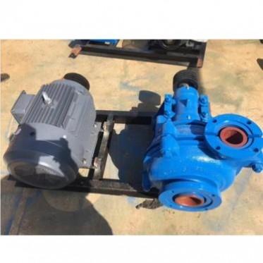 卧式分数渣浆泵工厂直销 润豪泵业 4/3C-AH分数渣浆泵尾砂专用泵