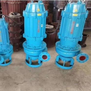 潜水吸沙泵 润豪泵业 矿用潜水吸沙泵抽泥沙泵