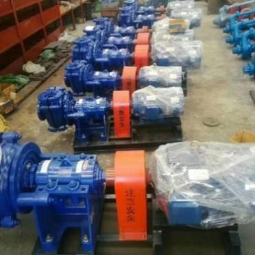 侧拉式分数渣浆泵尾砂专用泵 HH型分数渣浆泵尾砂专用泵 润豪泵业